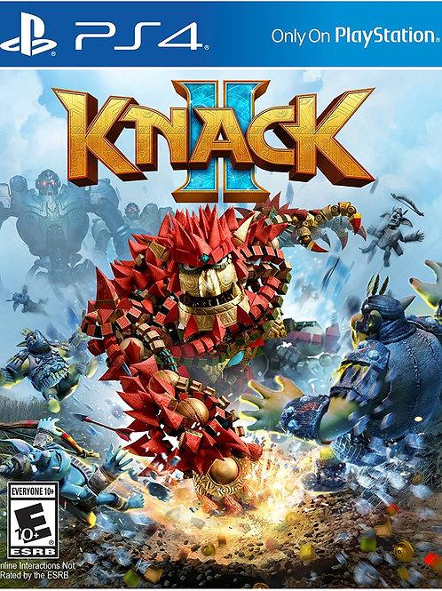 Knack 2 PlayStation 4