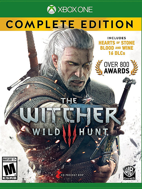 Witcher 3 Wild Hunt Complete Edition - Xbox One