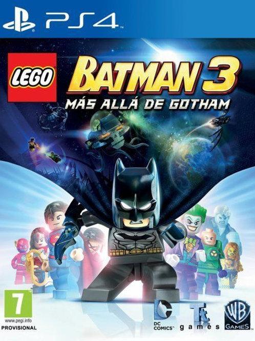 LEGO Batman 3 Beyond Gotham PlayStation 4