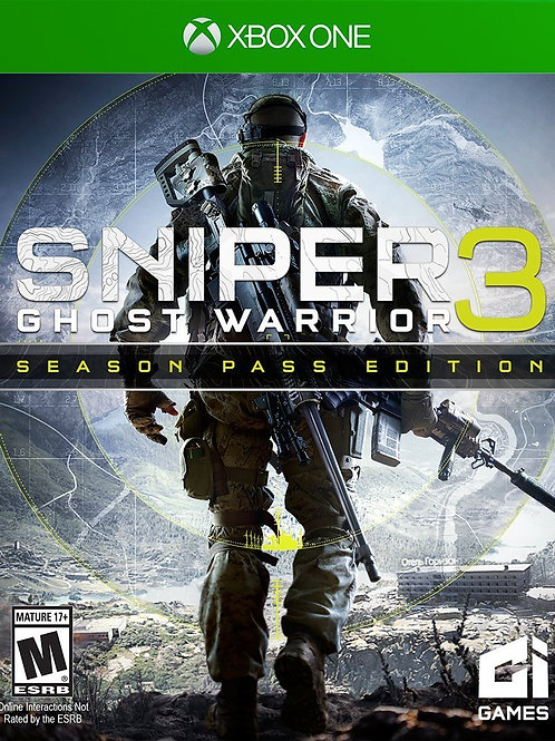 Sniper Ghost Warrior 3 Season Pass Edition - Xbox One