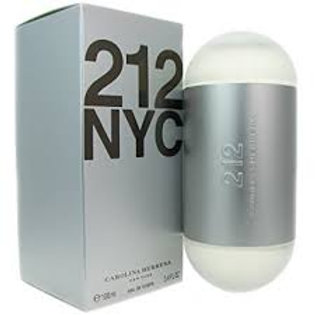 Carolina Herrera 212 NYC Eau De Toilette Women 3.4 Fl Oz 100ml