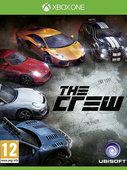 The Crew Limited Edition X box One
