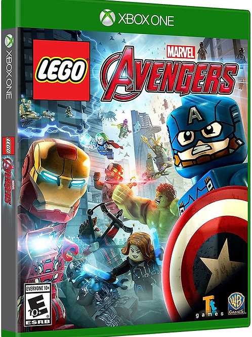 LEGO Marvel Avengers - Xbox One