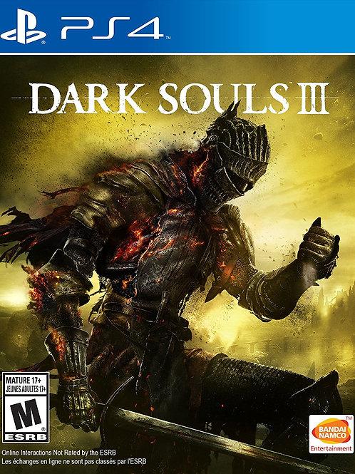 Dark Souls III PlayStation 4