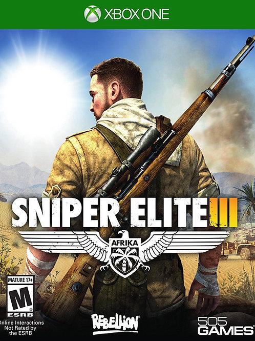 Sniper Elite III Xbox One
