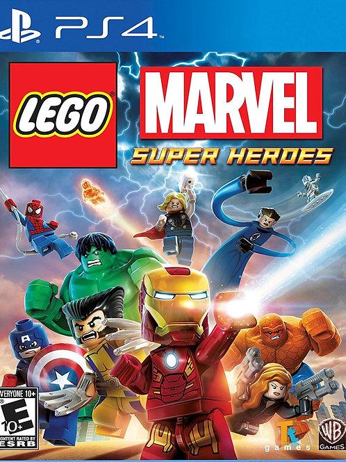 LEGO Marvel Super Heroes - PlayStation 4