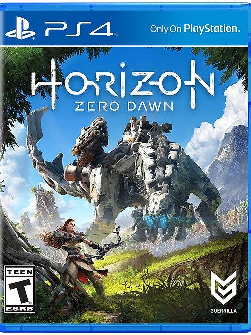Horizon Zero Dawn PlayStation 4