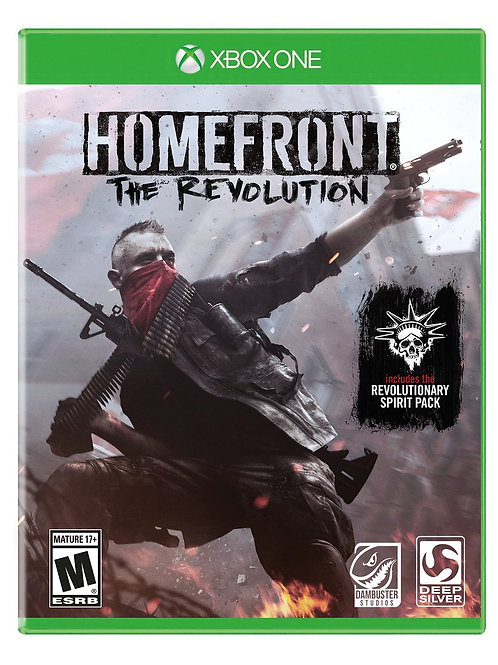 Homefront The Revolution Xbox One