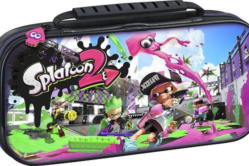 Estuche Deluxe Travel Case Splatoon 2 Nintendo Switch