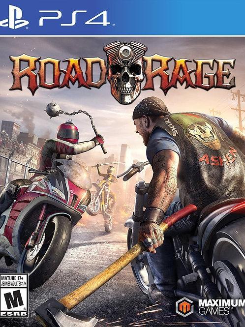 Road Rage PlayStation 4