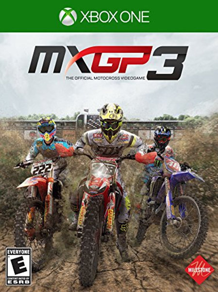 MX GP 3 The Official Motocross Videogame - Xbox One