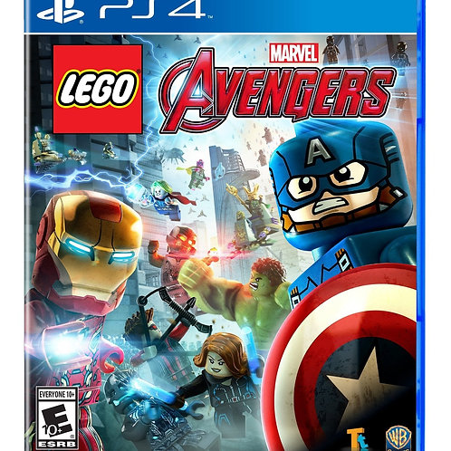 LEGO Marvel Avengers - PlayStation 4