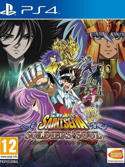 Saint Seiya Soldiers Soul PlayStation 4