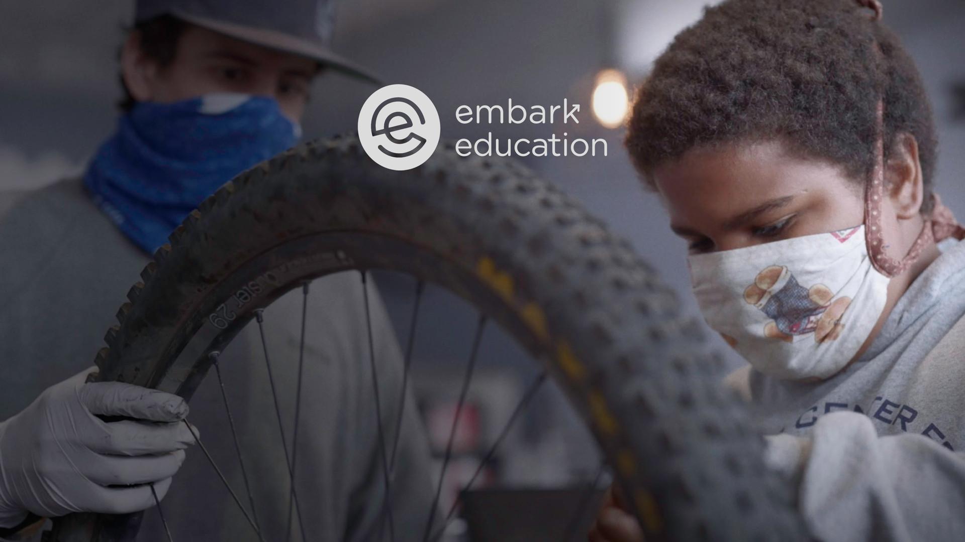 EMBARK EDUCATION