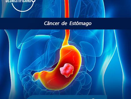 O Câncer de Estômago