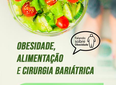 Alimentação, obesidade e a cirurgia bariátrica