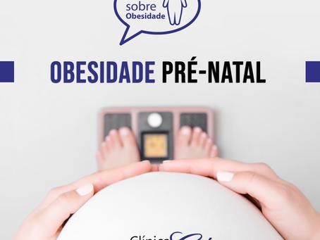 Obesidade pré-natal