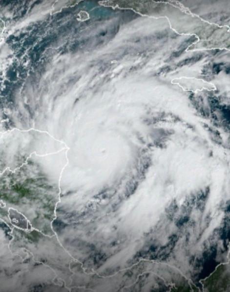 Hurricanes worsening?