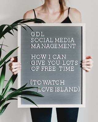 Find Time to Watch the Love Island Final with GdL Social Media