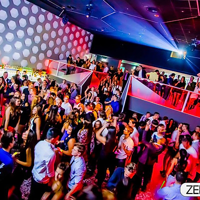 ZeroLimit New Year's Eve Mansion Party 2014