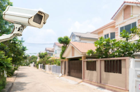home-security-comcept-cctv-camera-survei
