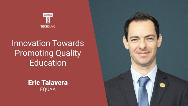 Innovation towards promoting quality education