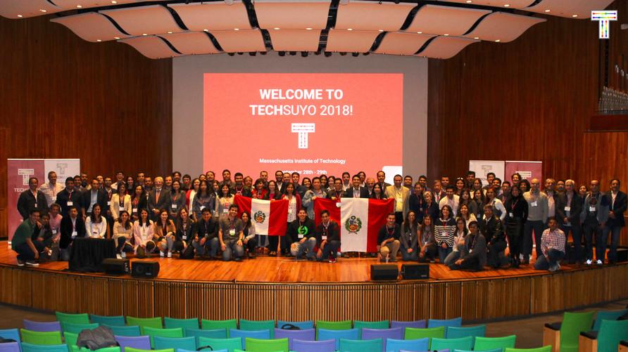 TECHSUYO 2018 at MIT