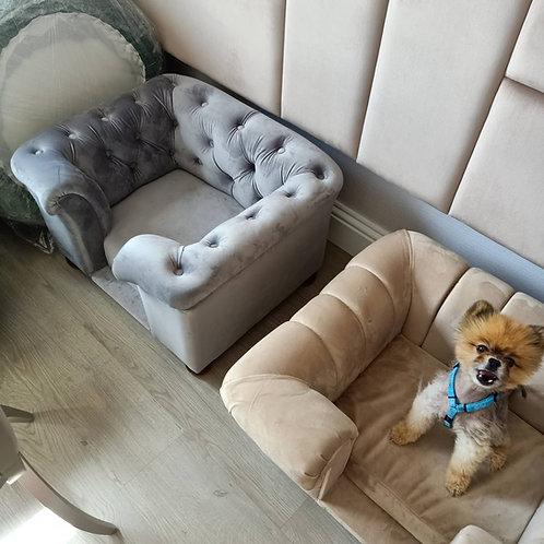 Custom made dog sofas