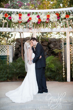 Calamigos Burbank Wedding First Pick