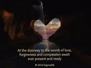 You Are The Womb Of Love
