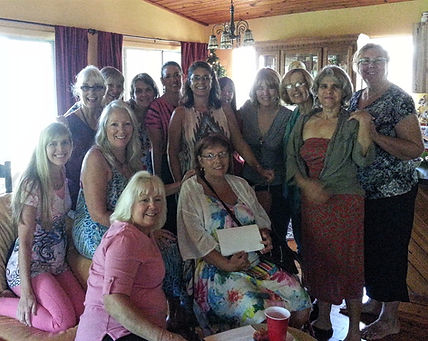 HOSTING A PSYCHIC PARTY WITH SUSAN ST. JEAN