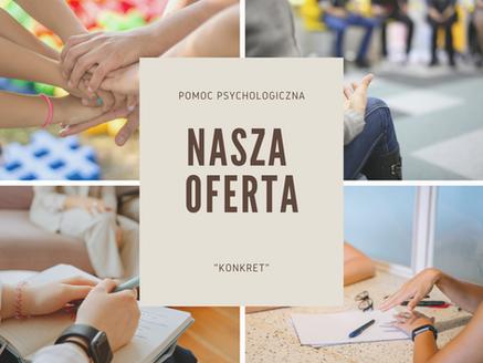 Psychiatria, psychoterapia, diagnostyka psychologiczna #Gliwice #Zabrze #Knurów #Chorzów #online