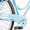 """Thumbnail: Gama Bikes Retro Plus Celeste 26"""""""