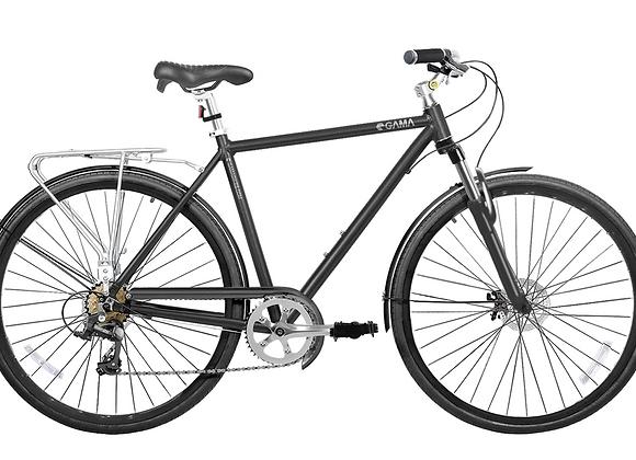 Gama Bikes Metropole Men Greyhound 700C