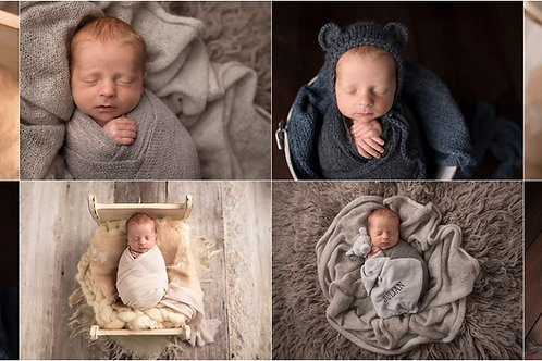 Newborn Mini-Sessions (includes digital images)