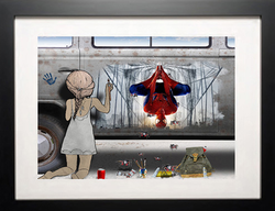 spiderman x
