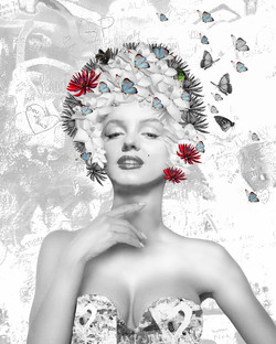 Marilyn the beauty within , shopify