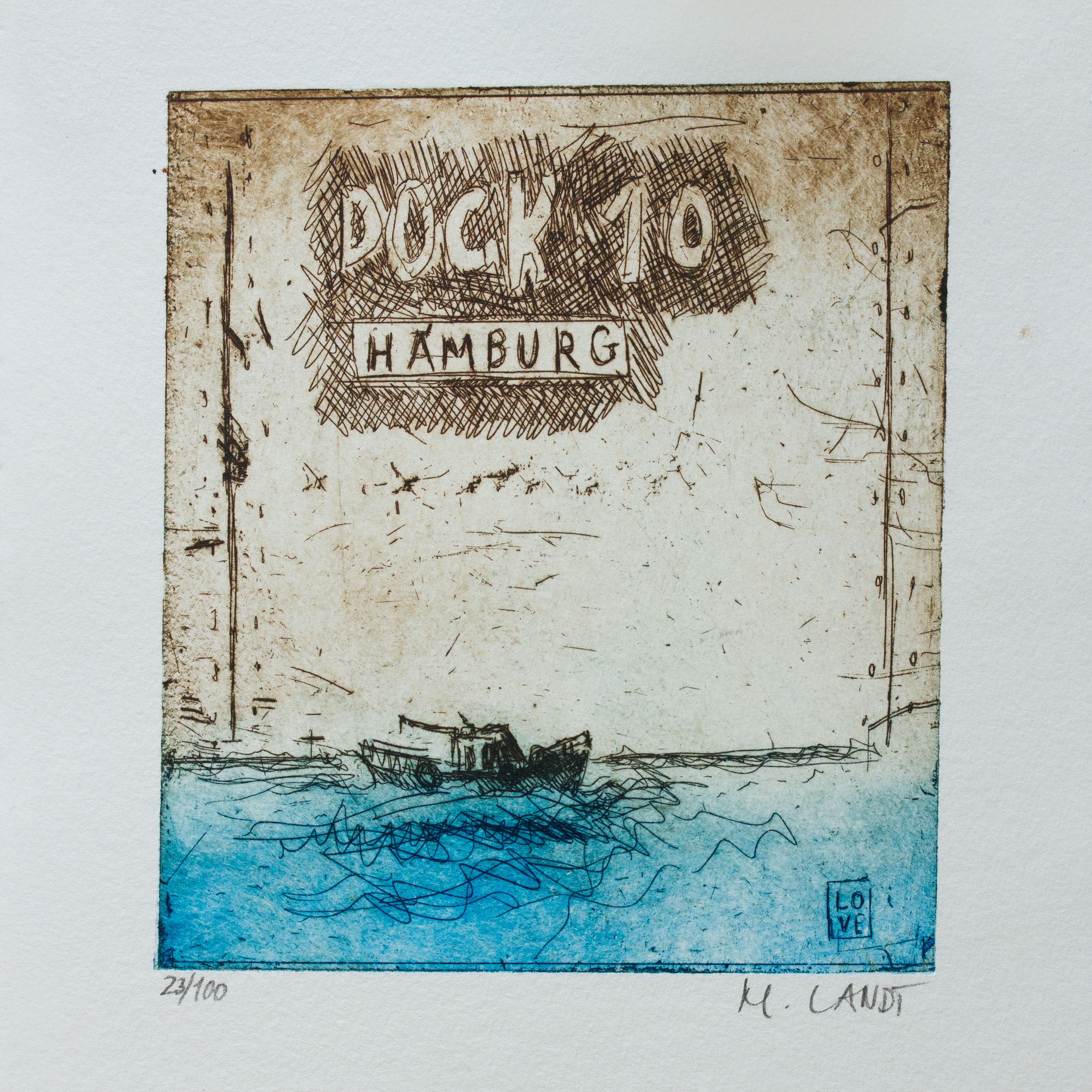 Hamburg - Dock 10