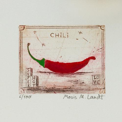 CHILI - SUPER HOT