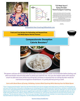 JD Ouellette Peer Coaching Recipes_Rice.