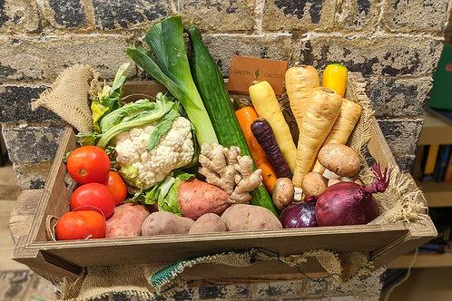 Seasonal Organic Veggie Box