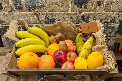 Seasonal Organic Fruit Box