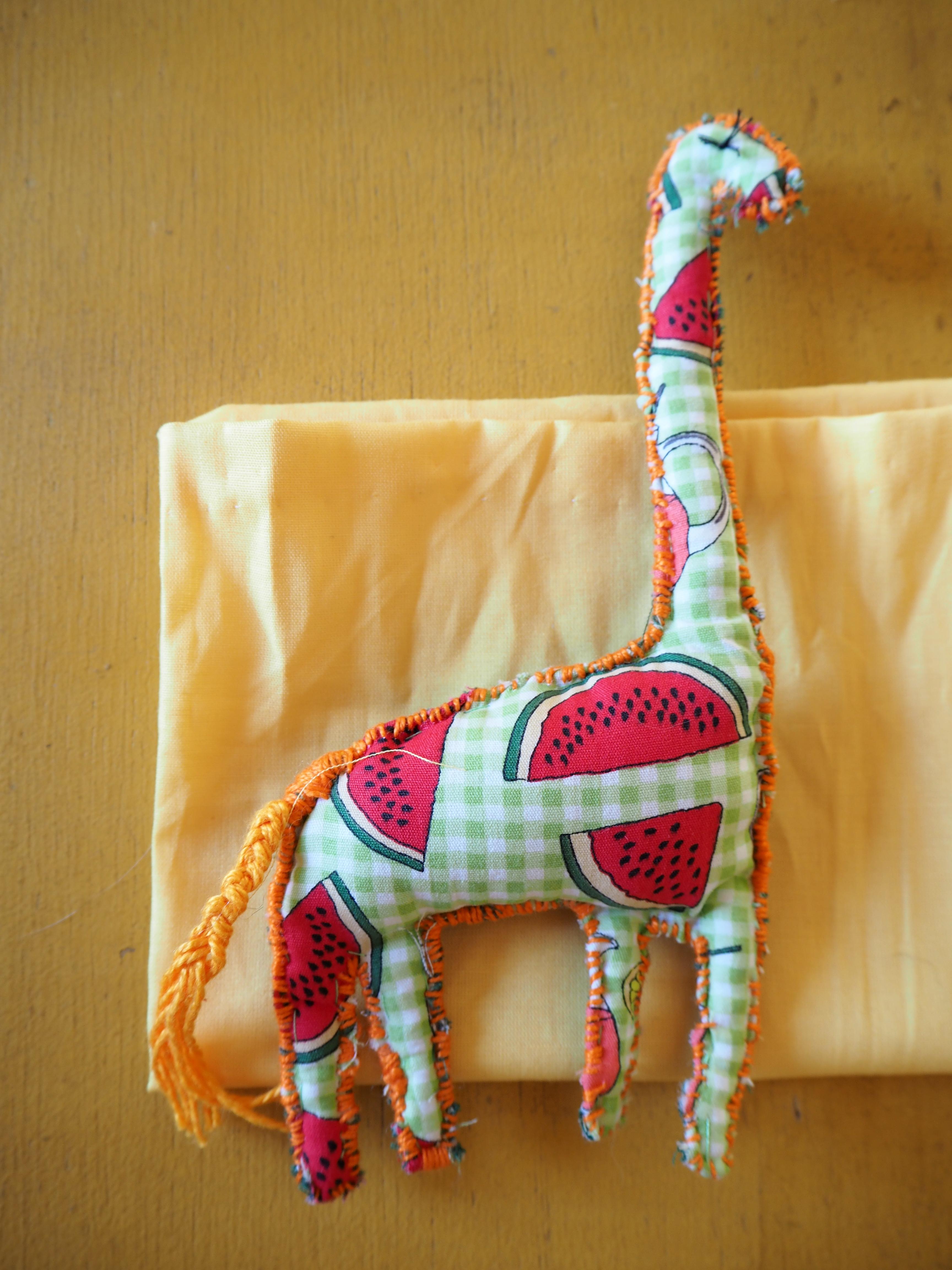 dona girafa