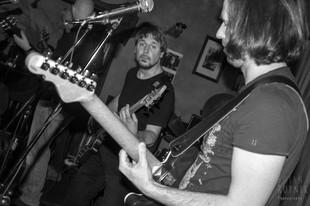 Bojan Rupnik Photography, koncertna fotografija: The Dreams - The Allman Brothers Tribute Band