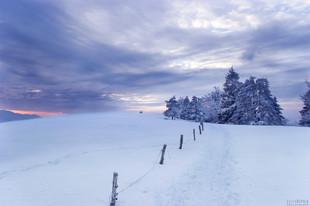 Bojan Rupnik Photography, pokrajinska fotografija: zima in Slivnica