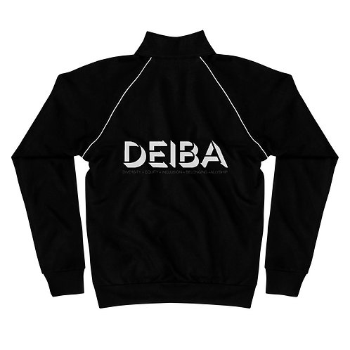 DEIBA Shadow Piped Fleece Jacket