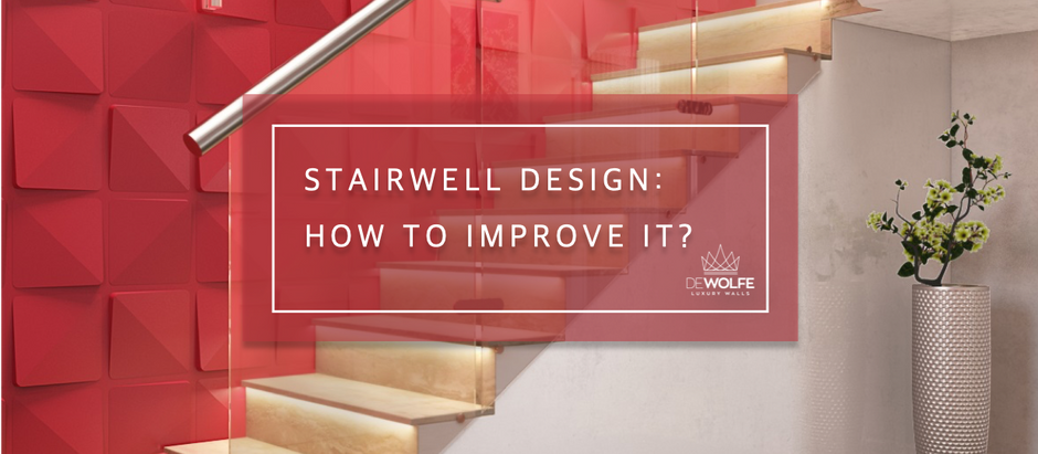 Stairwell design: how to improve it?