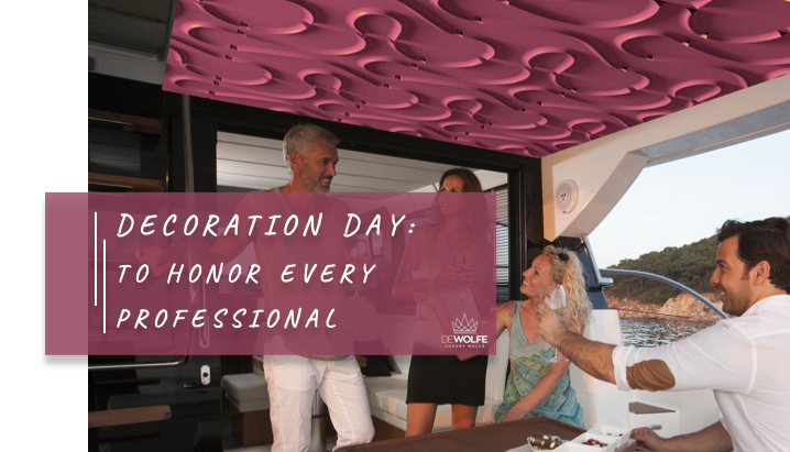 Decoration Day: to honor every professional