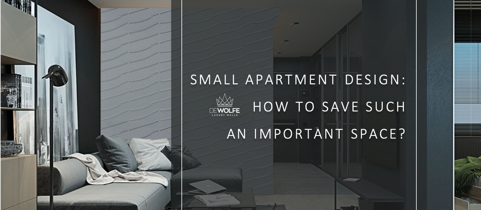 Small apartment design: how to save such an important space?