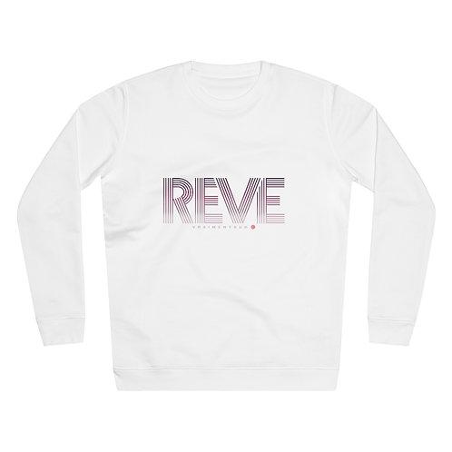 SWEATSHIRT BLANC REVE
